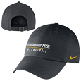 #20BB MICHIGAN TECH HAT FROM NIKE - BASKETBALL, FOOTBALL OR HOCKEY