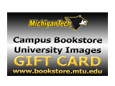 Michigan Tech Logo Design Gift Card